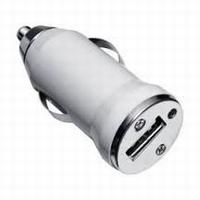 Chargeur de voiture blanc USB 4S 4 3GS 3G iPOD