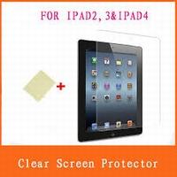 Film Ultra Clair Protecteur transparant pour iPad 2,3,4