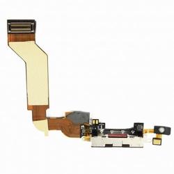 Nappe Connecteur de charge et le micro pour iPhone 4S