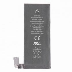 Batterie Li-Ion 3,7 Volts 5,25 Whr 1420 mAh pour iPhone 4