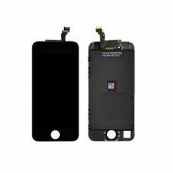 Vitre tactile noir avec écran LCD  pour iPhone 6 plus