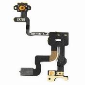 Nappe Capteur de Proxi+Power+micro pour iPhone 4